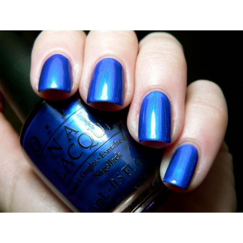 OPI - Blue My Mind