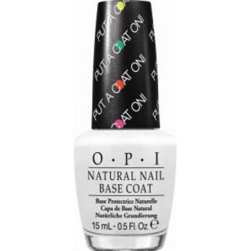 OPI - Put a Coat On ( Bright colour booster base coat )